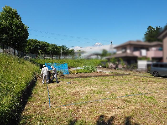 富士宮市 地盤調査