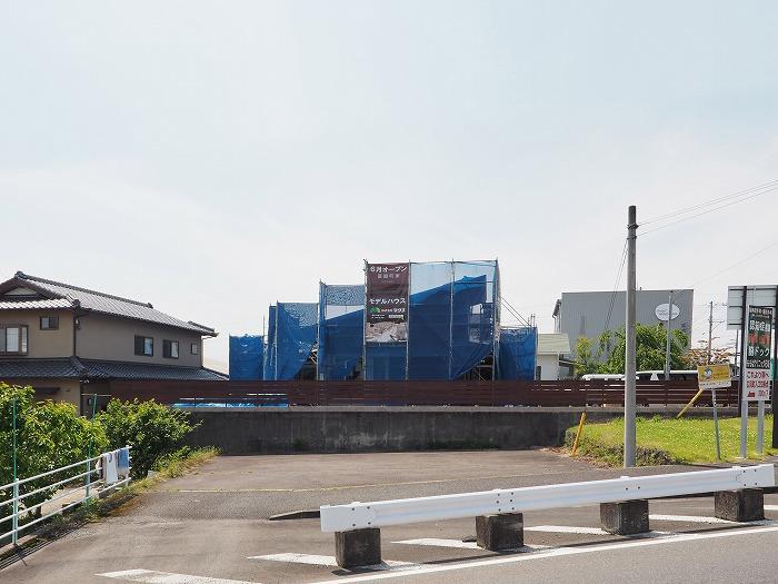 富士市 モデルハウス ウッドフェンス