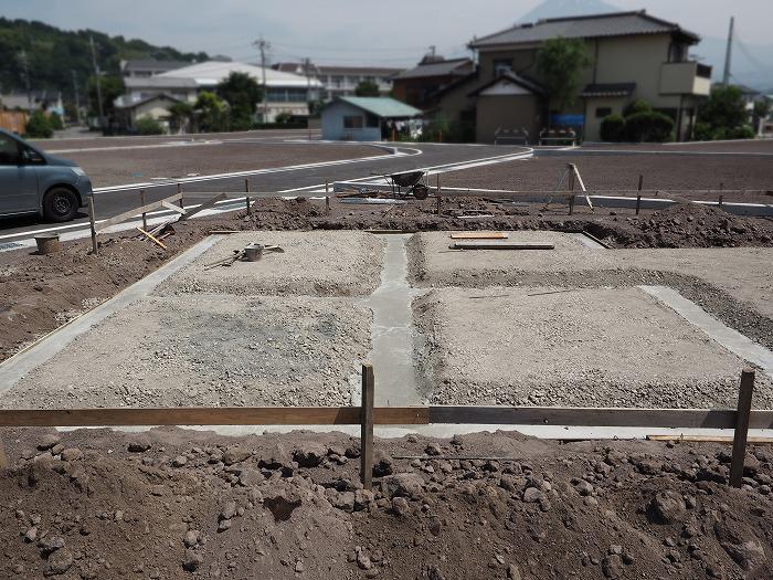 富士市 新築住宅 耐震等級3の基礎