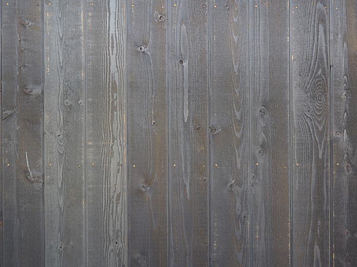 清水町 住宅新築工事 木の外壁