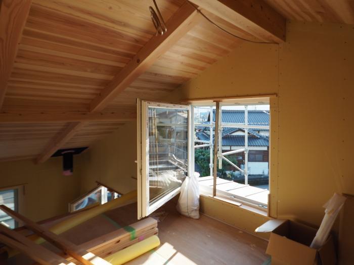 富士市 新築住宅 ロフトのドレーキップ