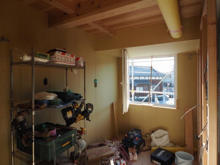 富士市 新築住宅 脱衣室のドレーキップ