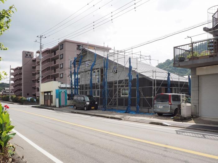 清水町 住宅新築工事 大屋根の家