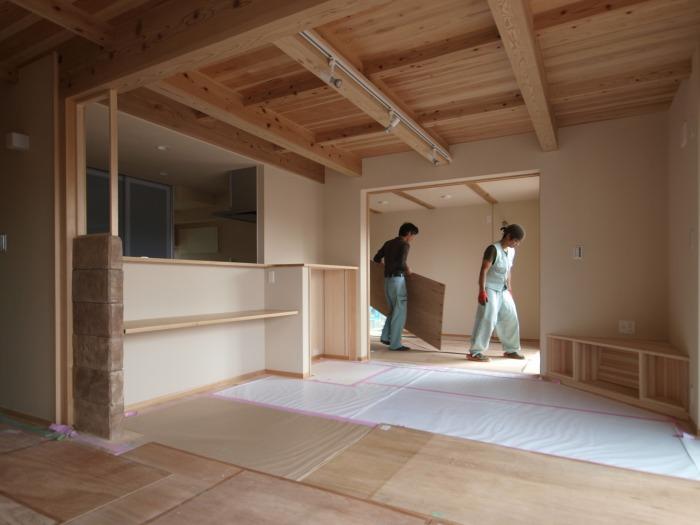 富士市 注文住宅がもうすぐ完成