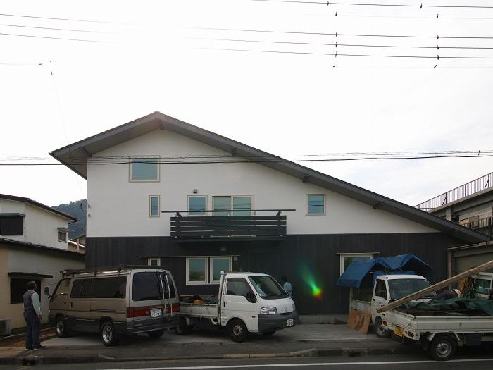 清水町 注文住宅 大屋根の家