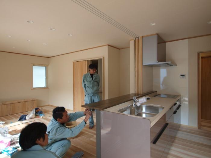 清水町 注文住宅 スタッフによる竣工前検査