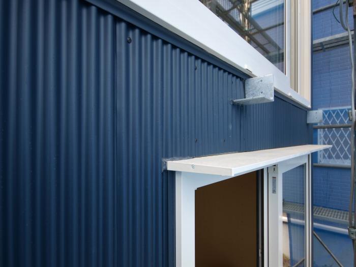 三島市 ガルバの外壁と屋根 富士市の工務店マクス