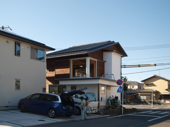 富士市 二階リビングの家完成見学会