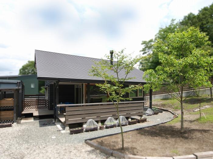 【富士宮市】薪ストーブの家完成見学会