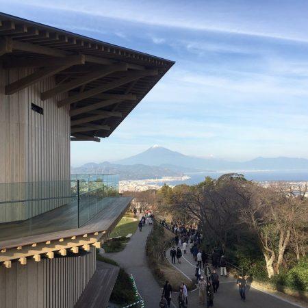 完成見学会と日本平夢テラス