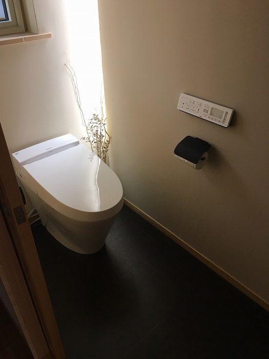 最近のトイレは