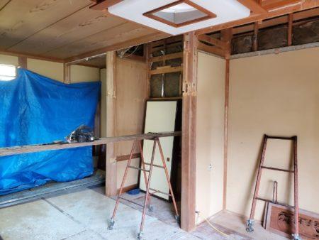 和室が洋室に生まれ変わりました