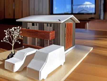 富士宮市 木とガルバの家完成見学会