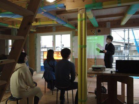 【二世帯住宅】富士市構造見学会
